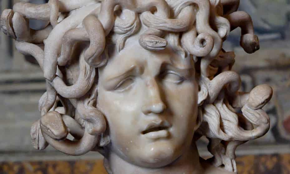 Medusa: 'An example of the way the male viewpoint is privileged and we hardly think to question in'