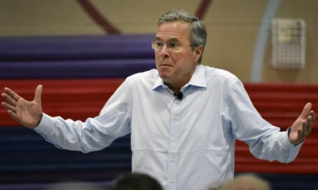 Jeb Bush wants us to work more for the collective good. Who's the socialist now?