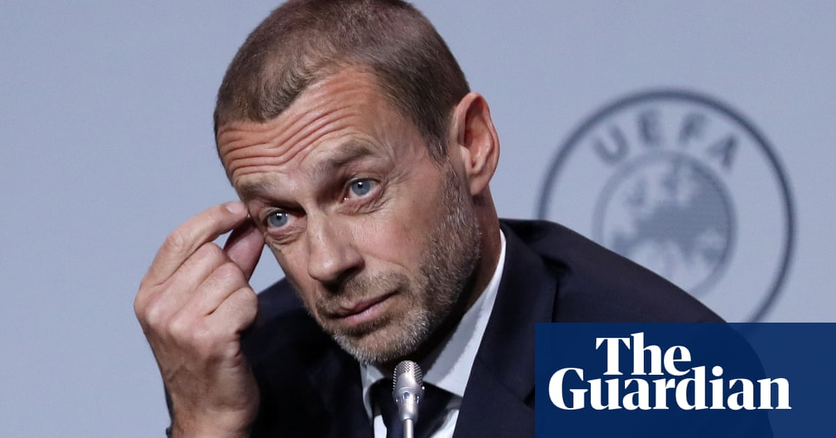 Reunión de la UEFA para discutir opciones al final de la temporada de fútbol | Fútbol americano 33