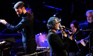 Jarvis Cocker, with the Heritage Orchestra conducted by Jules Buckley.