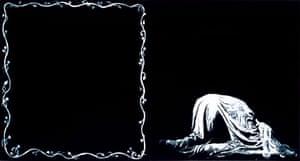 So bad it's almost good … Julian Schnabel's Ornamental Despair (1980).