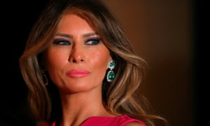 First lady Melania Trump claims the Daily Mail article has caused her 'emotional distress'.