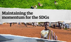 The Guardian is hosting an afternoon seminar on Tuesday 19 September on the UN sustainable development goals, as a side event to the general assembly.
