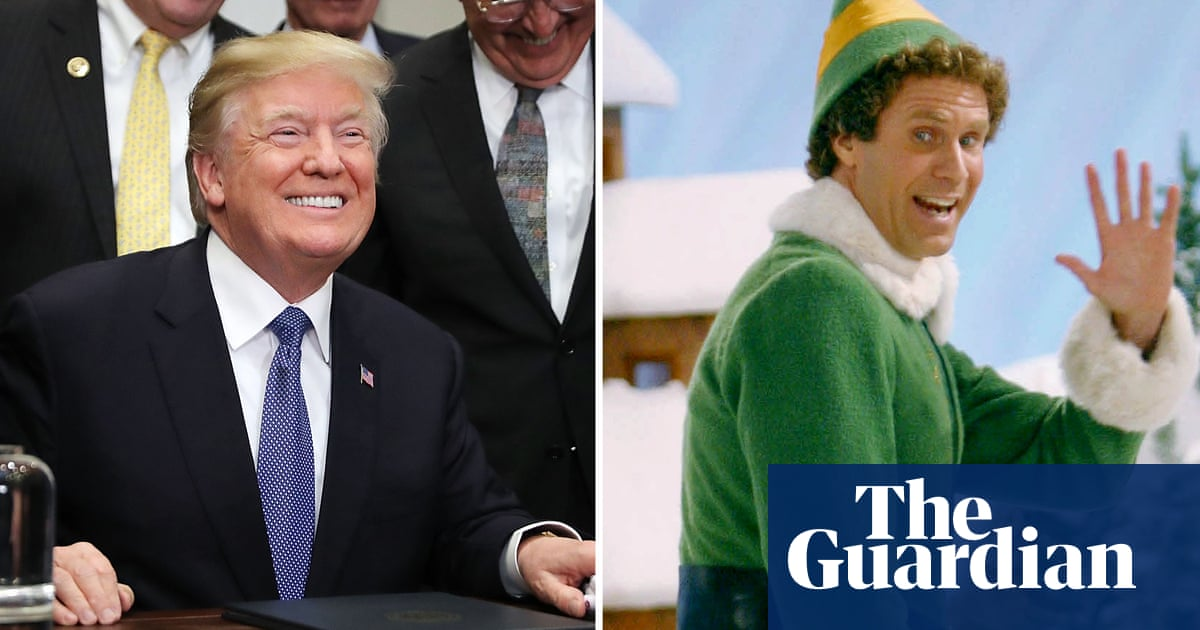 Who Said It Donald Trump Or Buddy From Elf Us News The Guardian