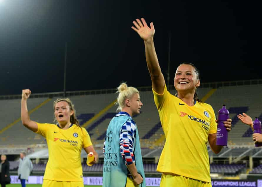 Chelsea face a daunting route in the Champions League.