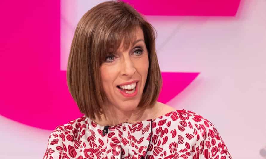Dr Louise Newson  on 'Lorraine' TV show, London, UK - 06 Nov 2019