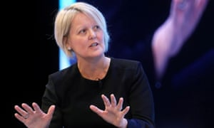 RBS CEO Alison Rose.