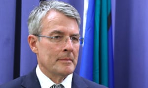 Shadow attorney general Mark Dreyfus.