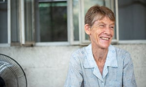 Sister Patricia Fox, 71, an Australian nun, at her home in Quezon City. The Philippines has ordered her deportation.