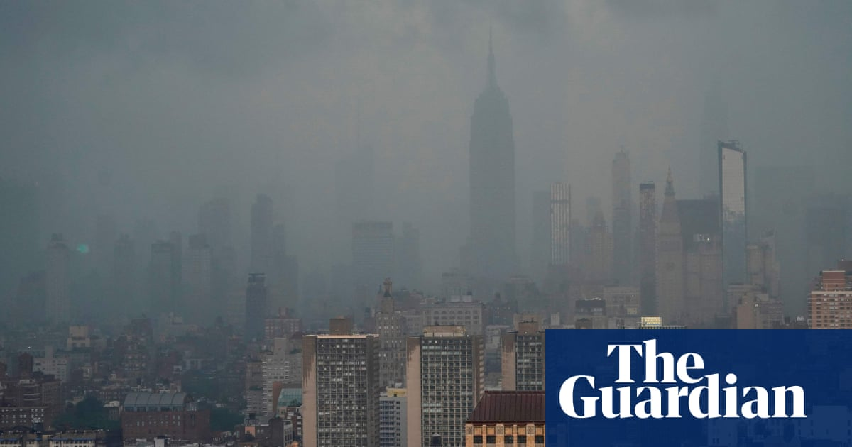 New York City hit by extreme weather, flooding subways and streets – video
