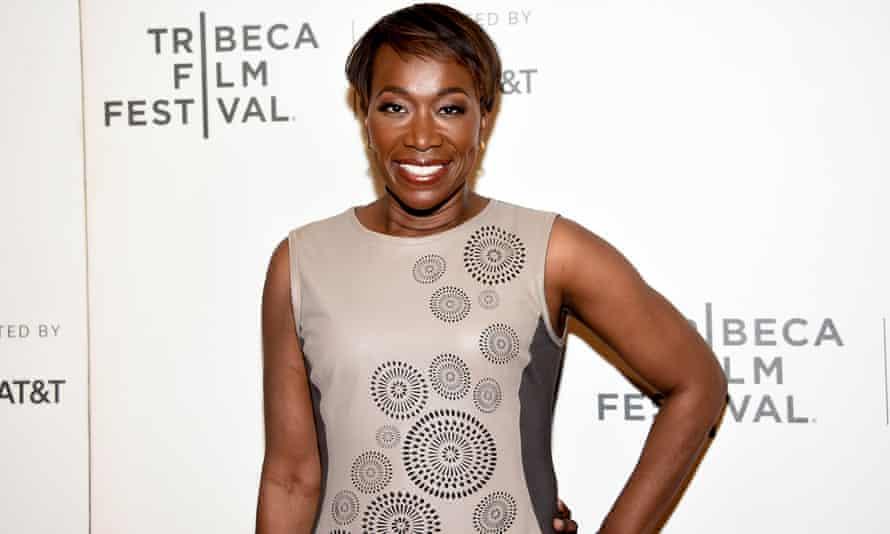 Joy-Ann Reid attends a Tribeca festival screening, in New York in 2018.
