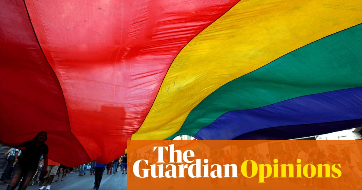 3e10c39b3 Happy Pride to you: my brave queer community | Steven W Thrasher ...