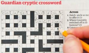 Guardian cryptic crossword