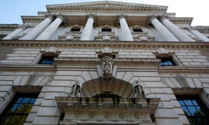 The Treasury looms over Whitehall, but does not monitor departments' performance