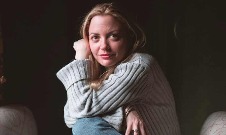 Elizabeth Wurtzel in 2000. The most fruitful subject for her writing proved to be herself.
