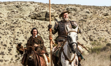 The Man Who Killed Don Quixote review – Terry Gilliam's epic journey finds a joyous end