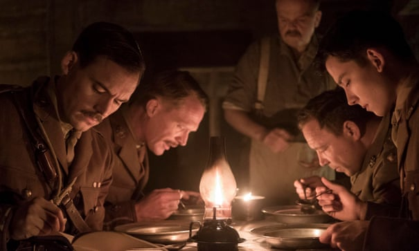 Journey's End review – horror, humour and humanity in the