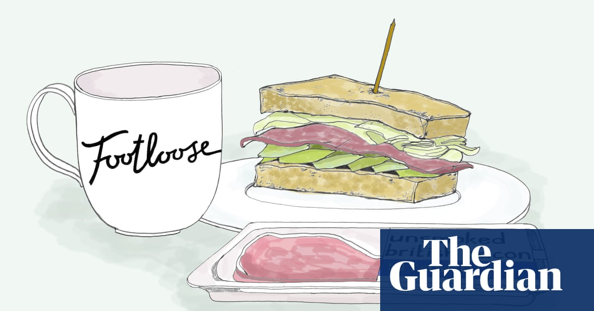 Breakfast of champions: Kevin Bacon's Blast sandwich | Life and style | The Guardian