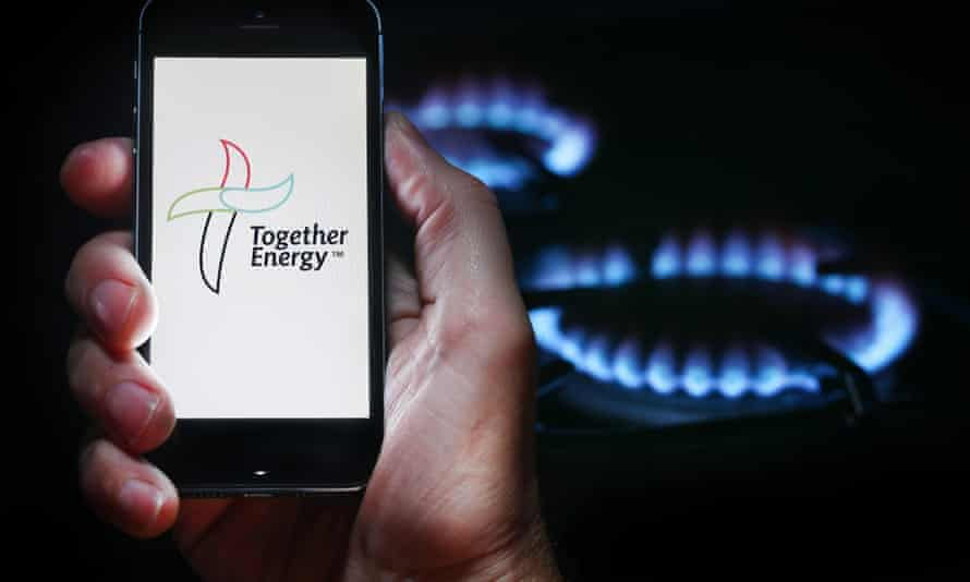 The Together Energy app