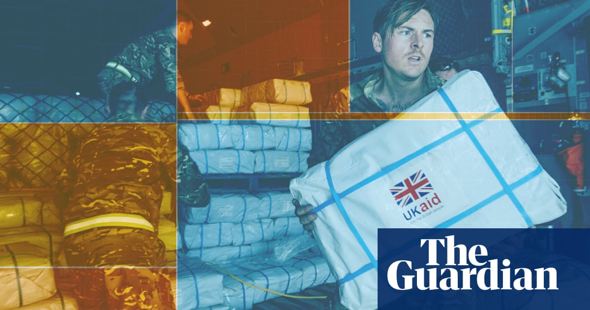 'Devastating': how UK's foreign aid cuts could hurt the world's poorest
