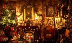 Dennis Severs' House, London