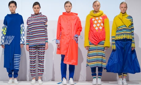 Uk Fashion Schools Top Global Rankings But Are Their Students Ready For Work Education The Guardian