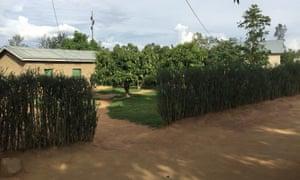 Mbyo village