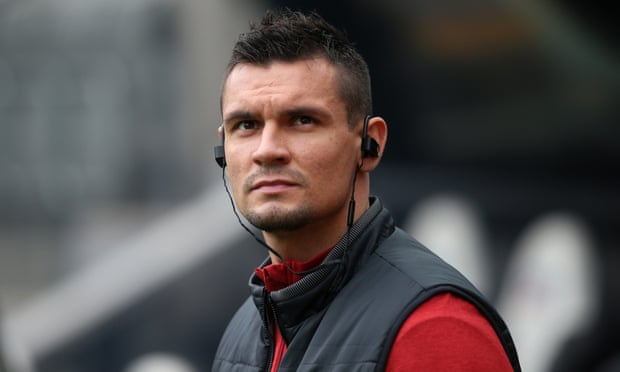 Dejan Lovren, pictured before Liverpool's match at Newcastle United