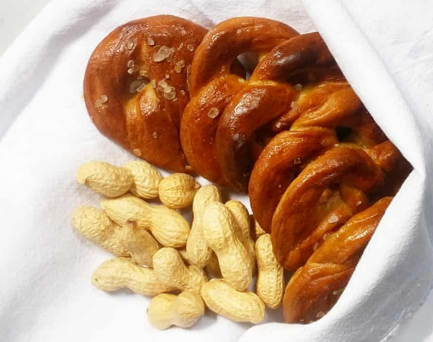 Pretzels by Kate Young