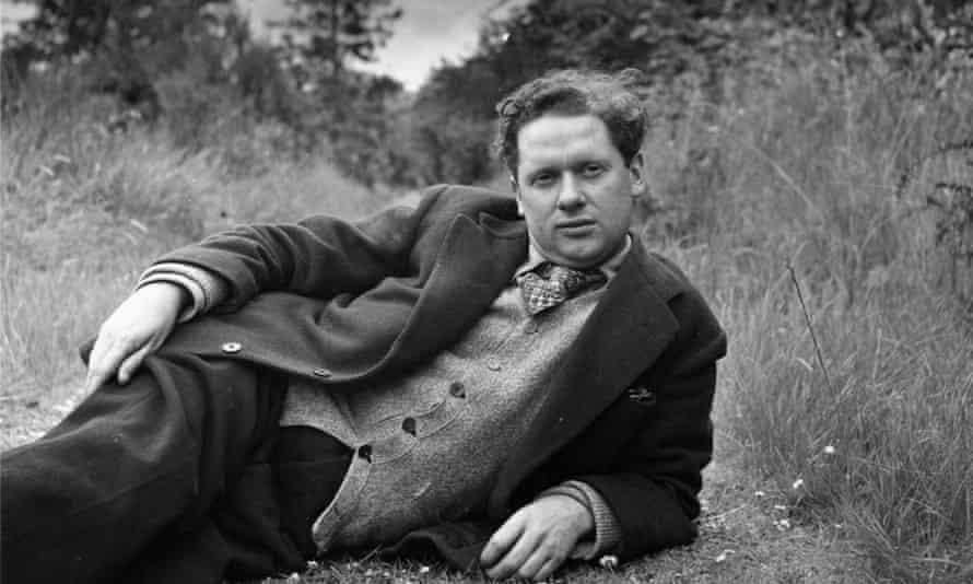 Dylan Thomas, in 1946.