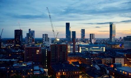 Towering ambitions ... Manctopia: Billion Pound Property Boom.