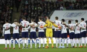 Gareth Southgate handed an England debut to James Tarkowski, third left, against Italy.