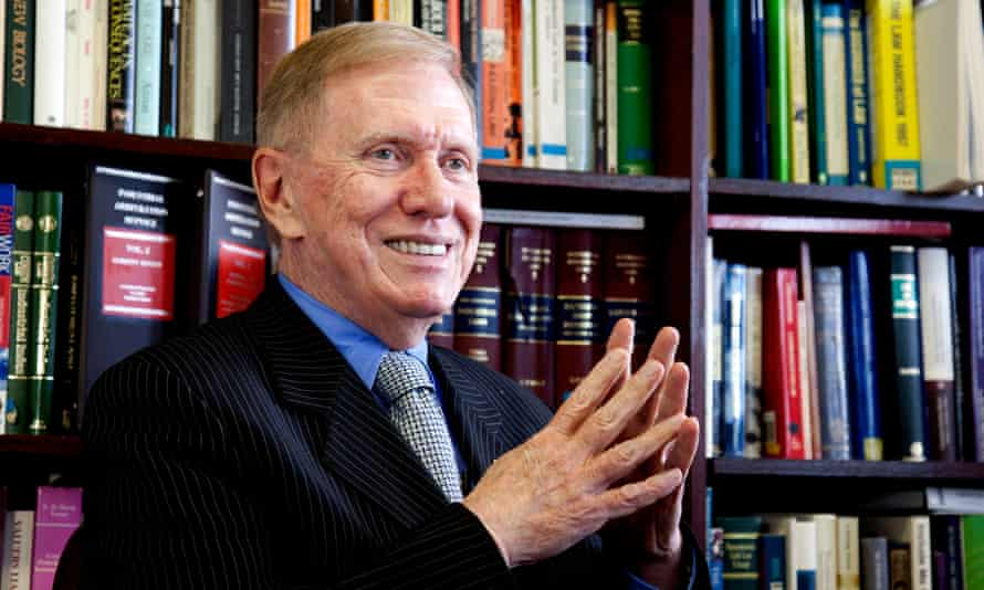 Former chief justice Michael Kirby