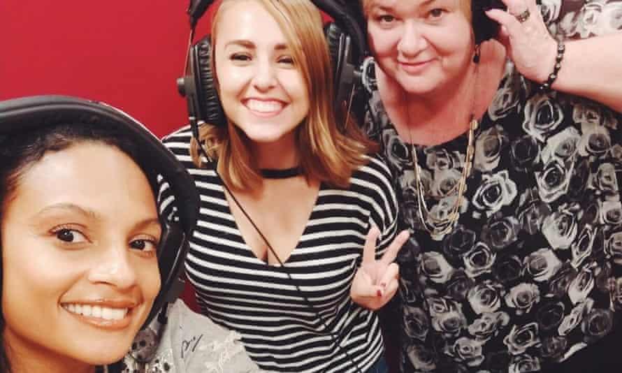 #Likeagirl podcast team
