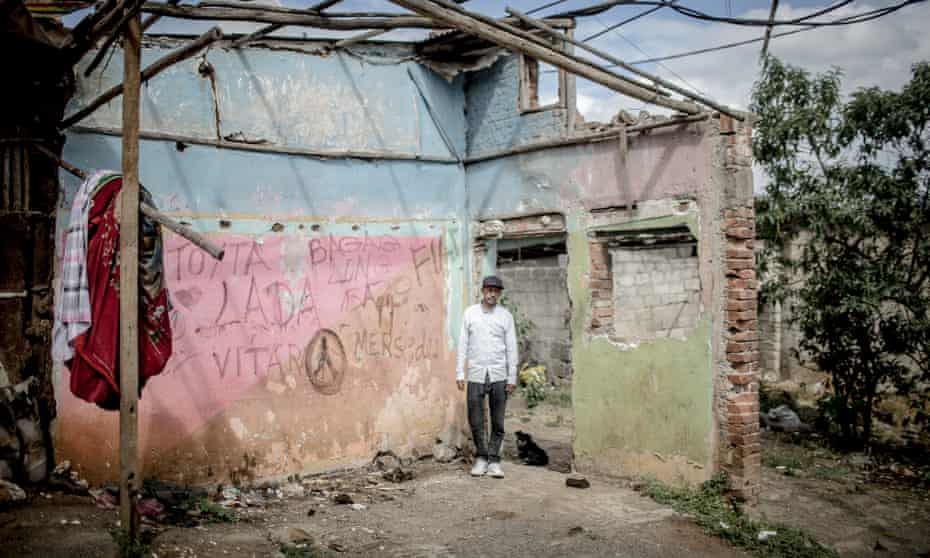 Bahru Nigusa, 40, a resident at Wube Berha, Piassa.