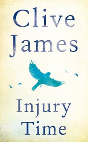 Cover image for Injury Time by Clive James