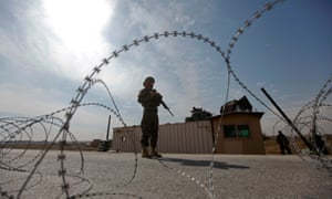 Bagram detainee centre