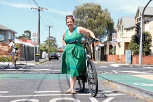 Comedian and Reason part candidate for Brunswick, Catherine Deveny, saying voting is like 'deciding which bucket of vomit you want to drink'.