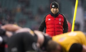 Eddie Jones  wants to make full use of the first fallow week of the Six Nations