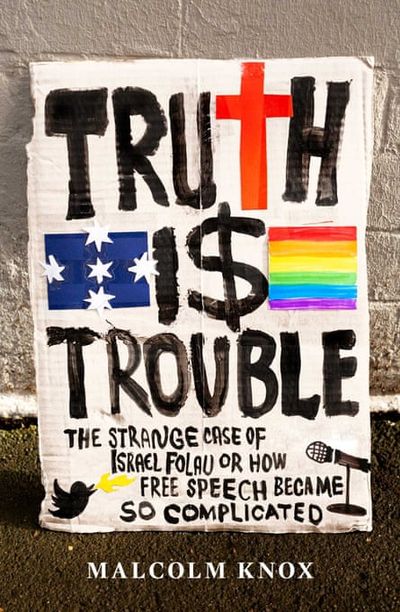 Cover of Truth is Trouble by Malcolm Knox