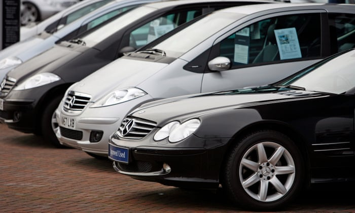 Car Finance The Fast Lane To Debt Money The Guardian