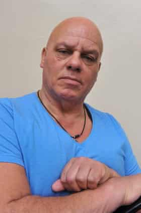 Philip Williams, 61, a neighbour of Leslie Rhodes.
