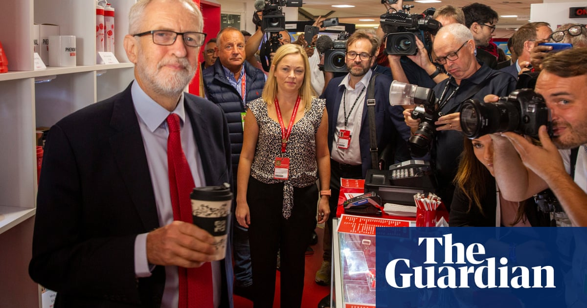 Jeremy Corbyn could be banned from Labour party conference