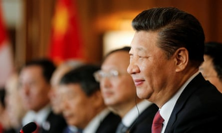 'Xi Jinping reminded his audience of China's contribution to global economic stability since the financial crisis, of an average of 30% of global growth each year.'