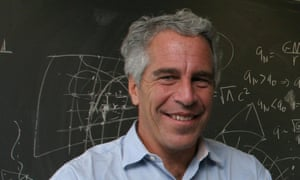 Jeffrey Epstein in Cambridge, Massachusetts in 2004.