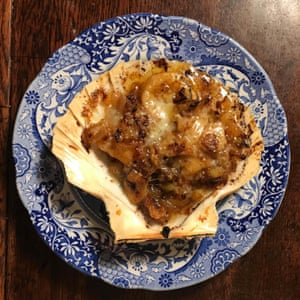 Julia Child's is perhaps cooked for too long. Thumnails by Felicity Cloake.