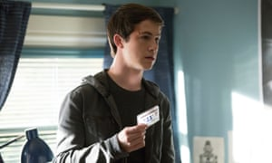 The tape containing 13 Reasons Why