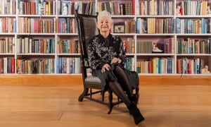 Jacqueline Wilson at home in Sussex. She says she put her 'heart and soul' into her latest novel Love Frankie
