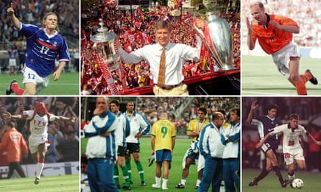 Nessun Dorma podcast: France 98 and Arsenal's glorious Double winners