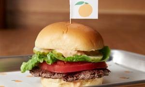 Momofuku Nishi Impossible Burger